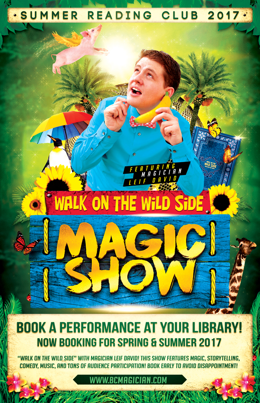 Walk On The Wild Side Show Poster